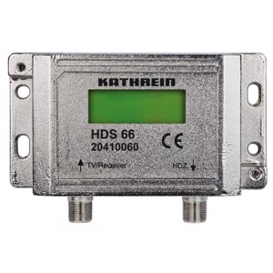 HDS 66 Display and control unit for HDZ 60/HDZ 66