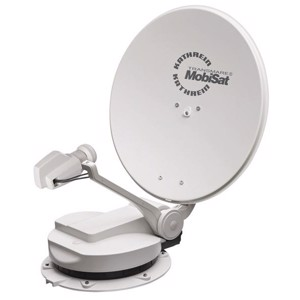 Kathrein satellite system MobiSet 3 CAP 750 Twin/GPS