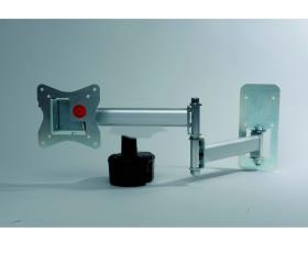 TV holder turnable/tiltable