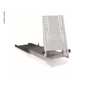 TV mount, retractable shelf for TV compartment CFA1