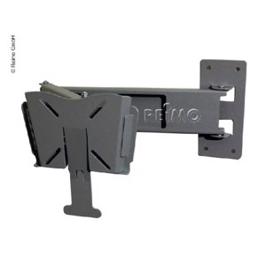 TV wall mount with Quick-Out system