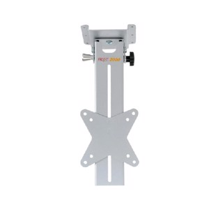 TV-TFT-suspension bracket with height adjustment