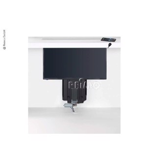 TV holder SKY TEC with electrical drive