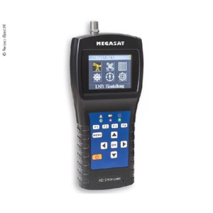 Sat Finder and SAT Measuring Device HD 3 Compact