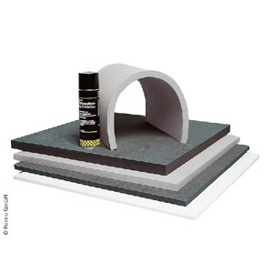 Reimo X-trem insulator - thickness 10 mm, 2000 x 1000 mm, self-adhesive