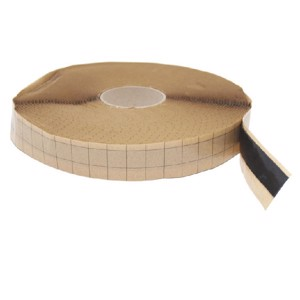 Terostat sealing tape 81.25x1.5mm, 40m, black