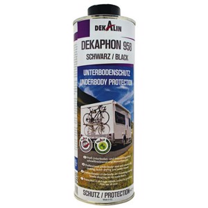 Underbody protection DEKAphon 958 500 mL black