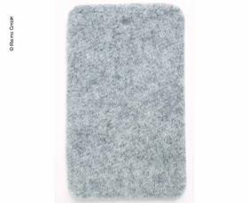 X-Trem Stretch-Carpet-Felt silver grey 5x2m