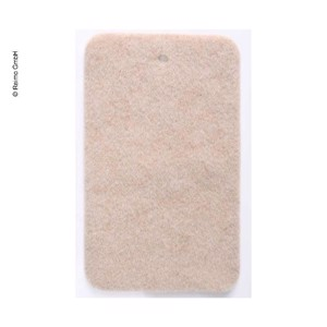 X-Trem Stretch-Carpet-Felt Beige 5x2m