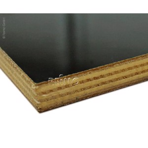 Furniture panel poplar plywood with HPL