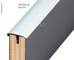 T-edge trim on one side with nose - medium grey