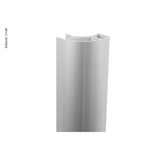 Aluminium flap profile 1110mm