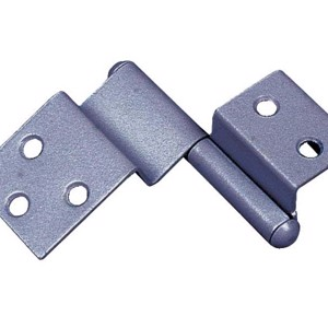 2 special hinges left (grey)