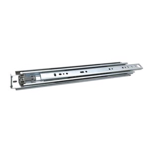 pull-out 739mm up to max. 300kg, 1 pair, galvanized steel