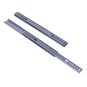 Drawer guide 278mm, pair