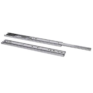 Drawer pull-out, detachable 400mm, pair