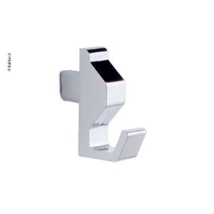 Coat hook ABS chrome gl