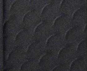 Upholstery fabric - Automotive upholstery fabric shed black