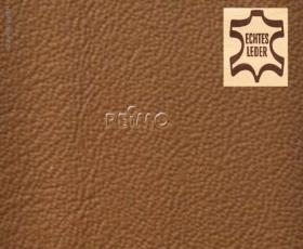 Automotive leather brown, whole skin, price per m²