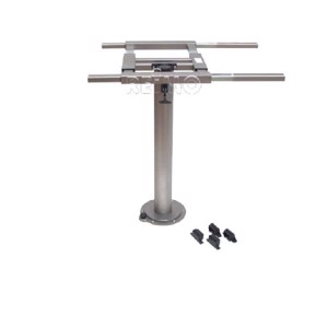 Single-column lifting table 717mm, fixed