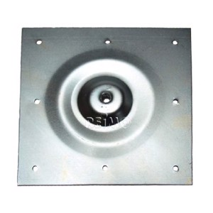 U-swivel table - spare plate