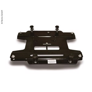 swivel console double seat for Vivaro and Trafic, year 2001-2014