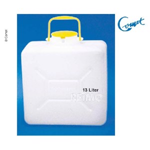 Special wide-neck canister 13l