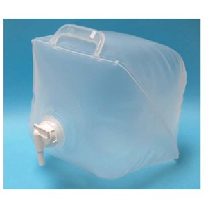 Foldable - water canister 10 l