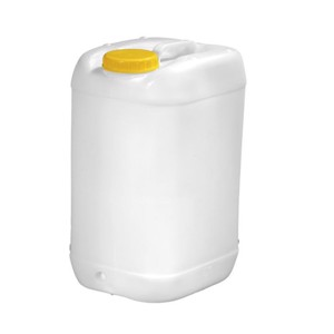 "Wide neck canister 20L with 3/4"" thread"