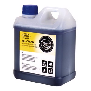 All-Clean sanitary concentrate 2 litres