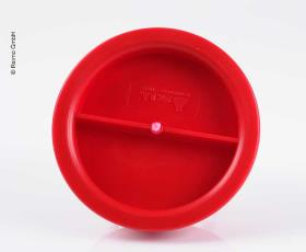 Lid red Water tank
