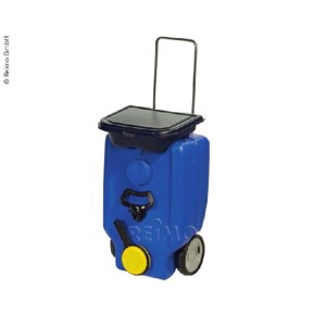 Service water taxi with submersible pump + accessories 25L