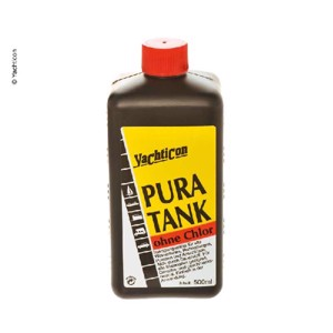 Pura Tank 500 ml without chlorine, tank cleaner
