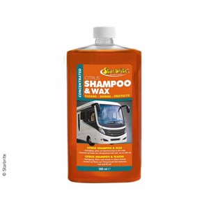 Citrus Shampoo+Wax500ml