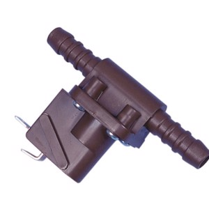 Diaphragm switch 1 bar for hose connection 10/12mm
