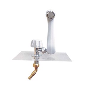 Outlet pipe for MS-outlet water tap (63011)