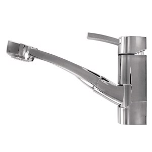 high quality single lever mixer series Capri - chrome - 190mm