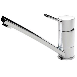 CONCEPT E Single lever mixer 360° swivel, chrome-plated