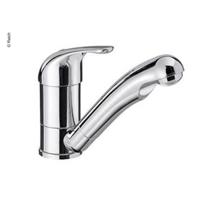 KAMA standard outlet single lever mixer with switch