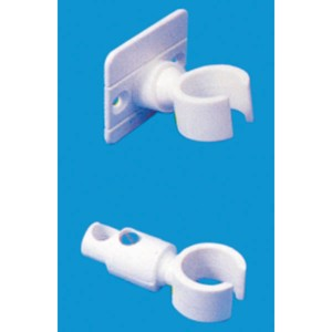 Wall bracket Duett, color white