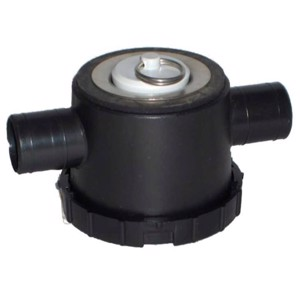 Drain for siphon sewage system, 33mm