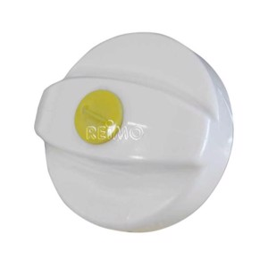 Lid filler without lock, white