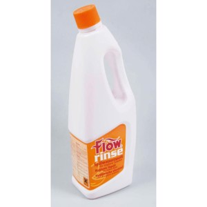 Flow Rinse toilet additive, 1 litre
