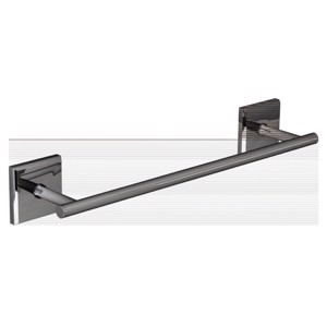 towel rail stainless steel chrome plated, 356x75x56mm
