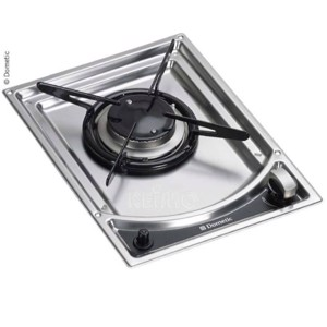SMEV Series 8000 - 1-flame stainless steel cooker