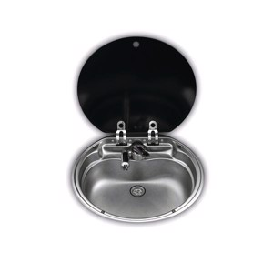 Sink round ø420 mm Height 148 mm