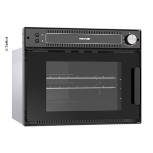 Built-in grill and oven combination from Thetford