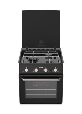 "Cooker, oven and grill ""Triplex"" - 36 liters volume"