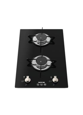 2-burner gas cooker 2x 1,5 kW, 12V electric ignition