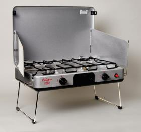 Gas stove with grill Calypso comfort, 50mbar